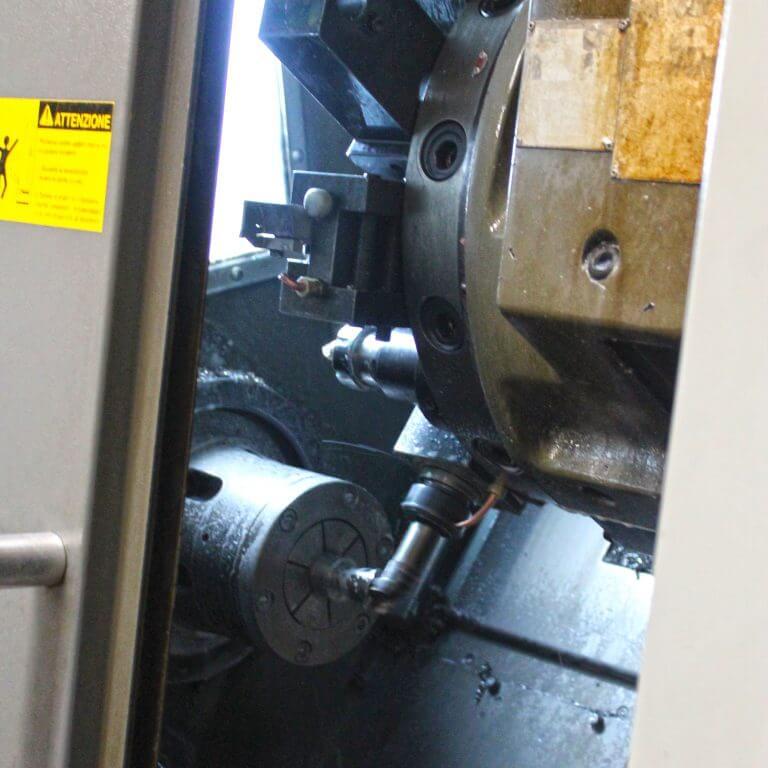 GM Minuterie Bassano Lavorazioni acciaio alluminio ottone