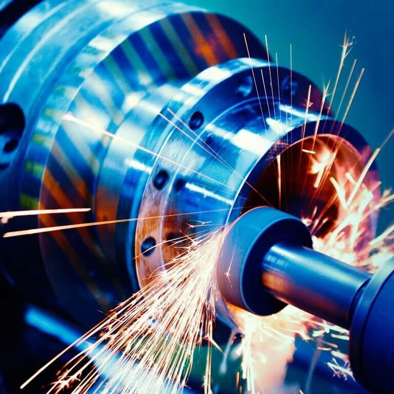 GM Minuterie Lavorazione CNC