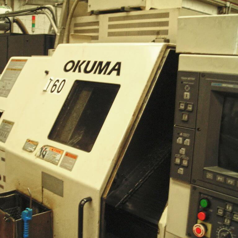 GM Minuterie tornitura automatica CNC a Bassano VI