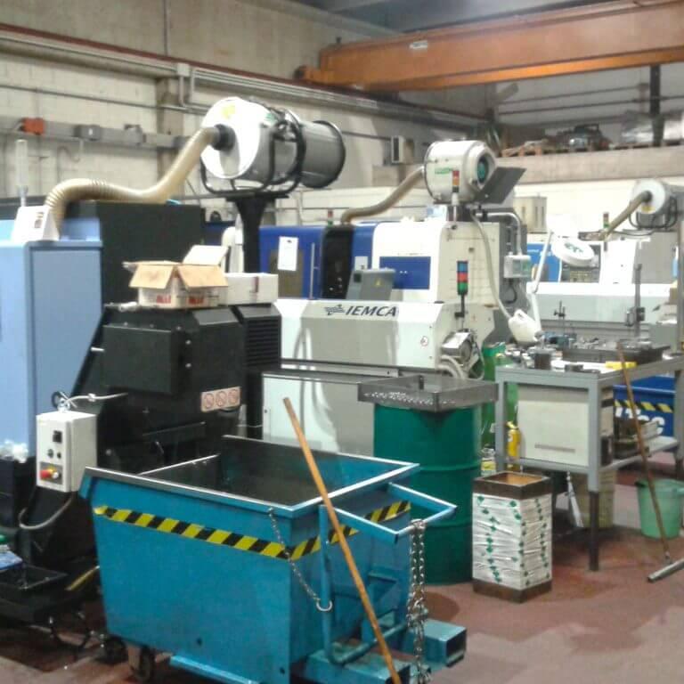 GM Minuterie tornitura automatica CNC conto terzi a Bassano Vicenza